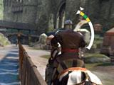 Rival Knights Jousting