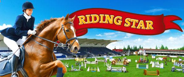 Riding Star - Train your horses, show your horse-riding talents, and become the best horse rider there is in Riding Star!