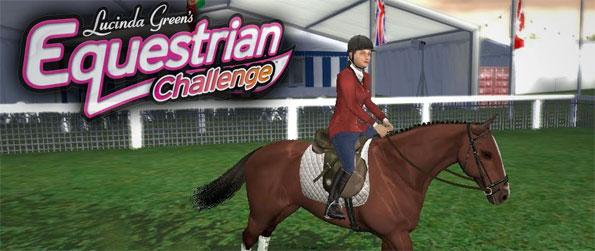 Lucinda Green's Equestrian Challenge - Customize both your rider and horse to create your own unique duo in this amazing game!