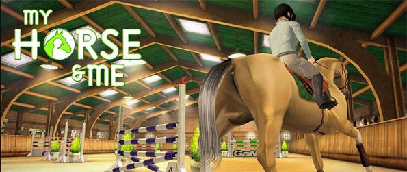 My Horse & Me - Enjoy riding exceptionally realistic horses in this fun simulation game, My Horse and Me!