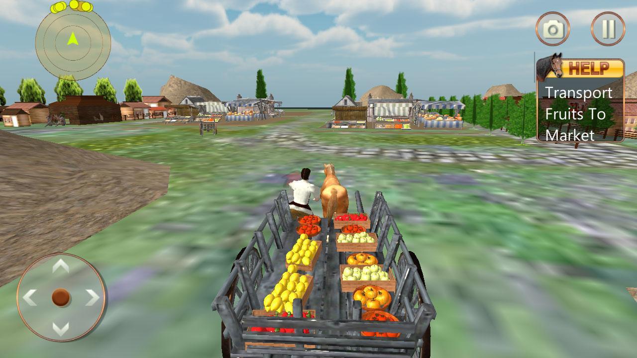 Life of Horse - Wild Simulator - Horse Games Online