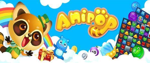 Anipop - Coinciden con los animales lindos juntos en un nuevo y fabuloso juego de Facebook.