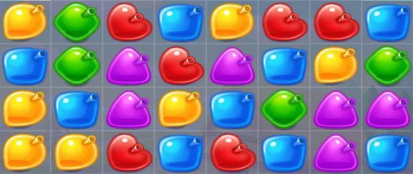 Water Splash - Disfrute de un juego de temática acuosa divertido partido de 3 años gratis en Facebook.
