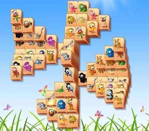 Mahjong Trails at PlayGamesLike