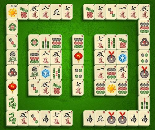 Play Towers Mahjong