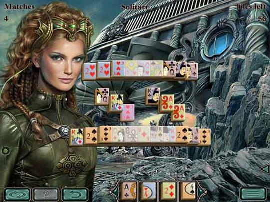 Explore Space Mahjong