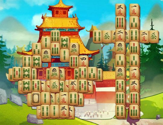 Enjoy Mahjong Wonders