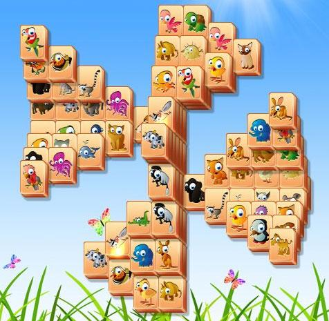 Enjoy the Windmill in Mahjong Trails