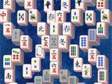 Mahjong Village gameplay