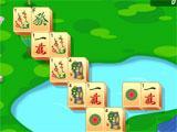 Mahjong Panda Default Tile