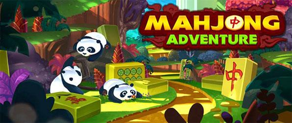 Mahjong Adventure - Wealth Quest - Help a lost Panda find his way home by completing the Mahjong puzzle.