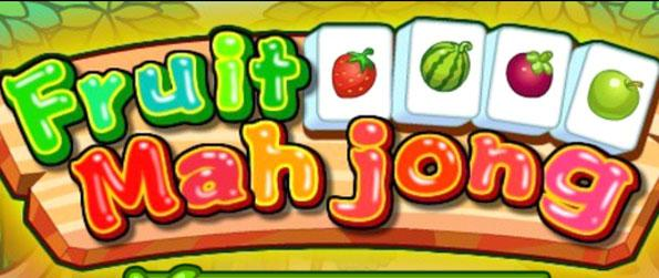 Fruit Mahjong - Pair up tiles as fast as you can to clear the board in as quick a time as possible.