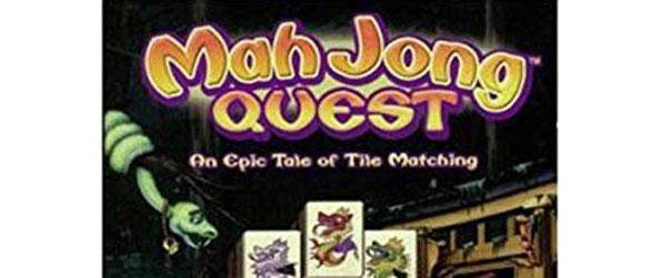 Mahjong Quest: An Epic Tale of Tile Matching - Embark on an epic quest to slay the dragons and restore balance to the Empire in Mahjong Quest: An Epic Tale of Tile Matching!