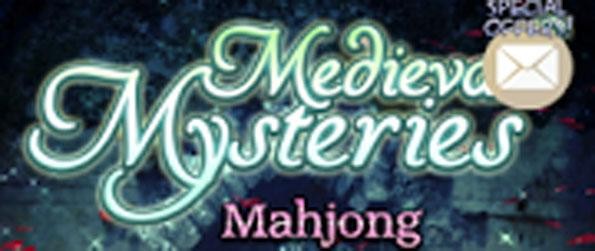 Mahjong: Medieval Mysteries - Play an addicting game of Mahjong in Mahjong: Medieval Mysteries.