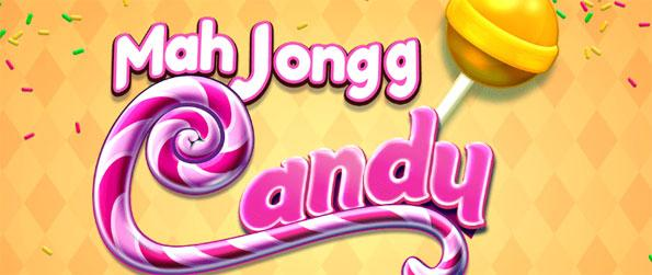 Mahjongg Candy - Beat your own high score.