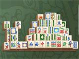 Mahjong by Magma Mobile snail shaped level