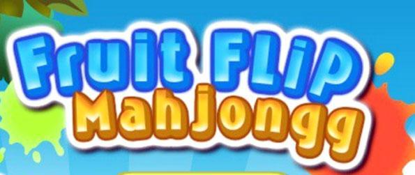 Fruit Flip Mahjongg - Enjoy a new kind of online Mahjong.