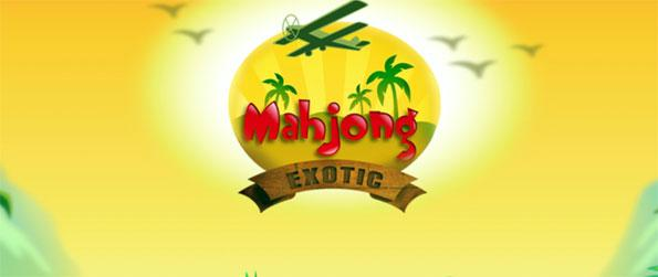 Mahjong Worlds: Exotic - Enjoy this addicting mahjong game that doesn't cease to impress.