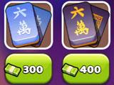 Mahjong Frenzy: New tilesets