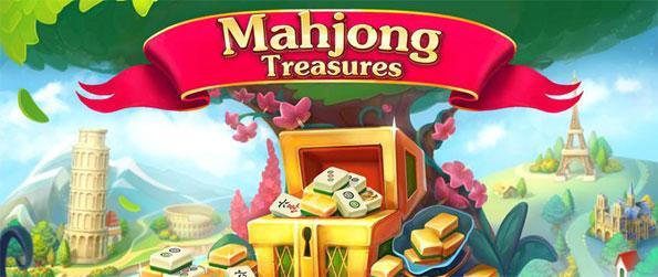Mahjong Treasures - Solve a unique variety of exciting Mahjong puzzles in Mahjong Treasures.