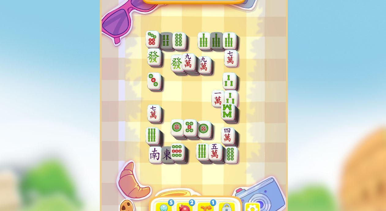 Mahjong City Tours - Mahjong Games Free