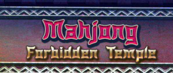 Mahjong Forbidden Temple - Make your way to the Forbidden Temple.