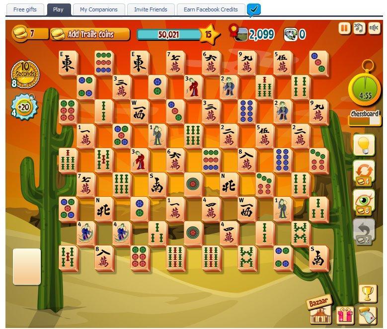 Mahjong Trails Jeux De Mahjong Gratuits