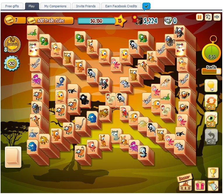 mahjong trail