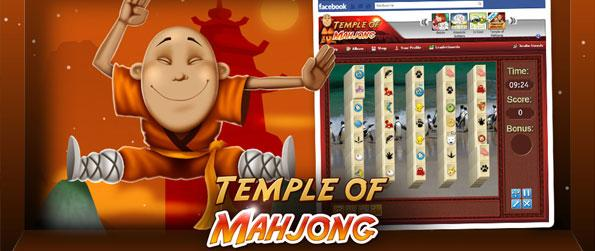 Mahjong Temple - Speed, Strategy, Simplicity - Enjoy Mahjong!