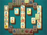 Mahjong Solitaire: Classic gameplay