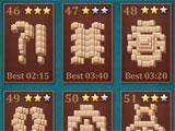 Mahjong Solitaire: Classic level selection
