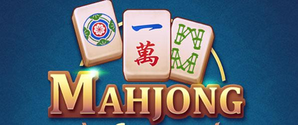 Mahjong Solitaire: Classic - Test your skills in this classical mahjong game that aims to please.