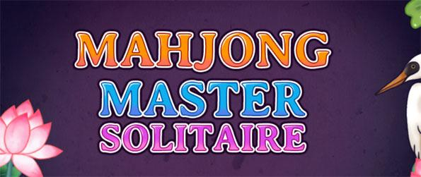 Mahjong Master Solitaire - Match 2 of the same types of mahjong pieces together to clear them from the board in Mahjong Master Solitaire!