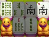 Mahjong: Magic School: Save the gingerbread men