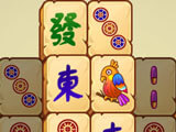 First level in Mahjong by Joyo