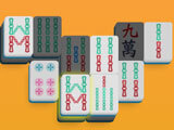 Traditional tile set in Mahjong by Banana & Co.