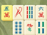 Making a match in Mahjong Classic