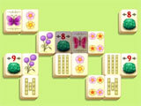 Mahjong Flower Garden gameplay