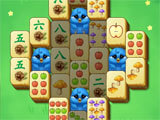 Mahjong Forest Journey rescuing birds