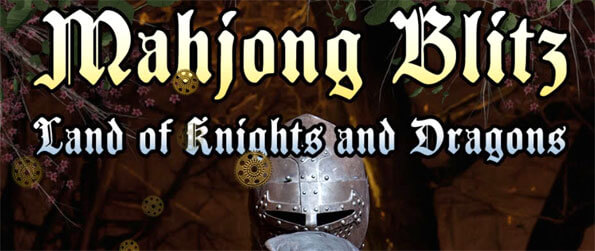 Mahjong Blitz – Land of Knights and Dragons - Enjoy this addicting mahjong game that you won't be able to get enough of.