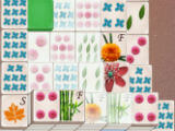 Flowers Mahjong Look for Rainbow Tiles