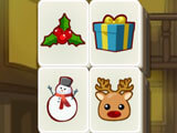 Mahjong for Christmas: Beautiful tiles