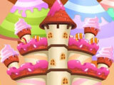 Level selection in Candyland Mahjong