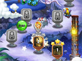 Mahjong Solitaire: Moonlight Magic level selection