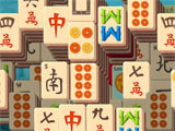 Travel Riddles: Mahjong gameplay
