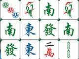 Mahjong Craft heart shaped level
