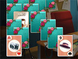 Go Team Investigates: Solitaire and Mahjong Mysteries challenging solitaire level