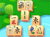 Mahjong Panda by DreaminGame easy level