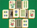 Mahjong by Noodle Games starting off