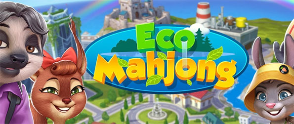 EcoMahjong - Enjoy this delightful mahjong game that'll have you completely engrossed for hours upon hours.